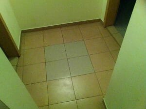 обследване на подово отопление